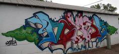Photo: Dee Santillanes Murals Street Art, Colorado, Neon Signs, Aspen Colorado, Colorado Hiking