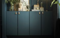How to elevate your IVAR cabinets - IKEA