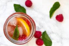 iced tea fruit - Google Search