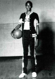 Scottie Pippen - high school