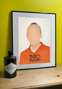 Arrested Development Art Print George Snr A3 or by VisualEtiquette, $20.00