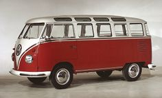 VW typ 241 Samba. 23 ventanas. 1961