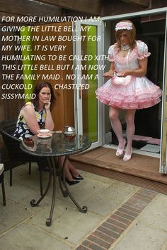 Possible fill femdom husband feminized and cuckolded