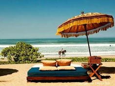 Oberoi Beach, Bali