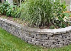 retaining wall ideas | Smith's Lawn & Landscaping | www.LawnscapeSpecialists.com