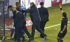 Goalpundit: BREAKING: Neymar's ban has been extended to four g...