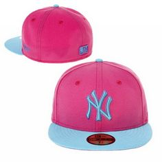 New York Yankees MLB Snake Scramble Collection 59FIFTY Cap MLB Pop Basic Caps