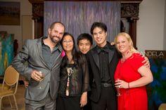 Trio Bresciani launch reception. Photography by C A N D E L A