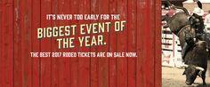 Calgary Stampede - Big Rodeo Event