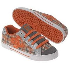 DC Shoes Women's Chelsea Burnt Orange/White (found image here: http://www.kaboodle.com/reviews/dc-shoes-womens-chelsea-burnt-orange-white)