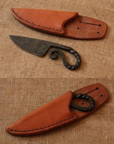 Viking age woman's knife. Made by Henrik Nordholm.  https://www.facebook.com/pages/Henrik-Nordholm/254634504677319