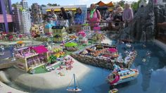 how to make a lego friends city - Google Search