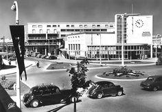 Royan post office, designed byLouis Ursault. 1950s.
