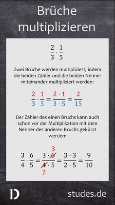Multiply fractions: Two fractions are multiplied by multiplying the two numerators and the two denominators together - Voleta P. - Multiply fractions: Two fractions are multiplied by multiplying the two numerators and the two deno - Multiplying Fractions, Physics And Mathematics, Primary Education, Leadership Quotes, Education Quotes, School Hacks, Study Tips, Faith Quotes, Quotes Quotes