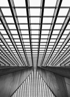 Inspiration Über Alles #Architectural #design in black and white