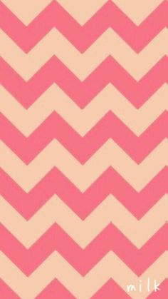 pink & tan chevron wallpaper ♥♥♥♥♥♥
