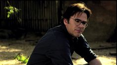 Billy Burke as Mitch Morgan on CBS's Zoo.