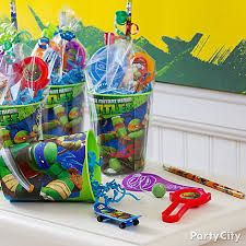 Ninja Turtle Party Favor 16 oz Cups ; 1 DOZEN on Etsy, $36.00