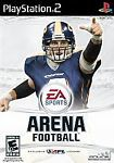 Arena Football  (Sony PlayStation 2, 2006) Game Sports TV