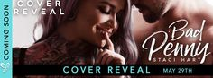 Liv's World of Books: Cover Reveal: Bad Penny by Staci Hart