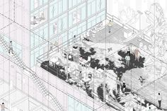 Axonometric | KooZA/rch