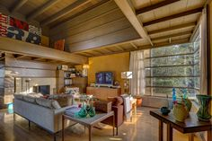 L.A. Modernist Masterpiece by Rudolph Schindler Asks $2.5M - Curbed