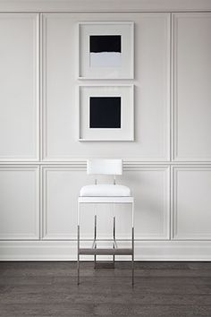 Modern style wall detail #wallpaneling http://emfurn.com/collections/dining-tables-dining-chairs