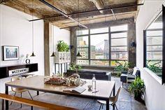 Ksenya Samarskaya Williamsburg (New-York) loft