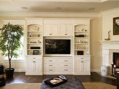 built in cabinets would love with different style of doors built in entertainment centerfireplace entertainment centersbuilt