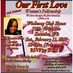 Our First Love Event
