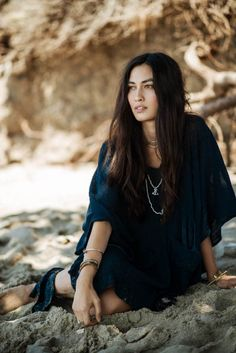 Photographer: Graham Dunn Model: Jessica Mau | Within a Sea, a Drop | Free People Blog #freepeople