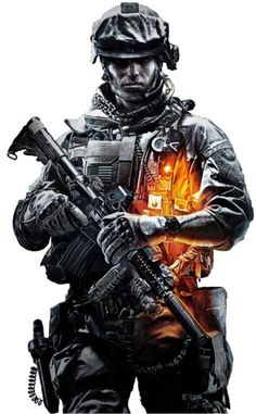 When I am bored I usually play some of the battlefield series to waste some time.