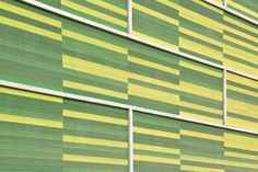 Chemical and Pharmaceutical Sciences Faculty Concentration - Mesh Facade