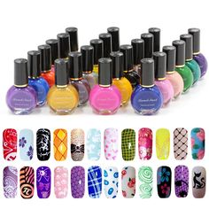 1Pcs Special Nail Polish 26 color optional For Nails Art Stamping Print 10ML color1-14♦️ SMS - F A S H I O N  http://www.sms.hr/products/1pcs-special-nail-polish-26-color-optional-for-nails-art-stamping-print-10ml-color1-14/ US $1.45