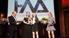 Die #MeMedix GmbH gewinnt den Health Media Award 2016 in der Kategorie Startup des Jahres