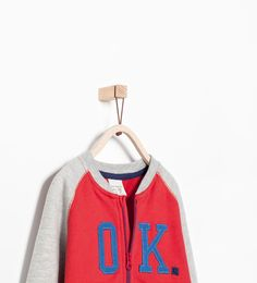 ZARA - KIDS - BOMBER JACKET - Baby Boys