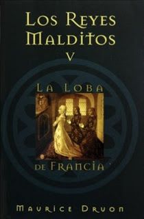 Mis lecturas: LOS REYES MALDITOS. LA LOBA DE FRANCIA Best Books To Read, I Love Books, Good Books, My Books, This Book, Film Music Books, Fangirl, Writing, Reign Bash