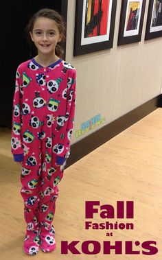From warm PJs to fashionable dresses to kitchen essential, Kohl's Fall lineup has something for everything. - SahmReviews.com #FindYourYes