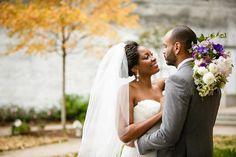 Parisian Garden Wedding in Charlotte, NC: Stephanie + Thommy