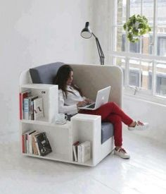 Amazing chair design <3