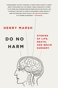 Aneurysm by Henry Marsh June 17, 2015   The following is from Henry Marsh's Do No Harm, a memoir where one of Britain's foremost neurosurgeons gives an intimate view inside delicate and dangerous surgeries.