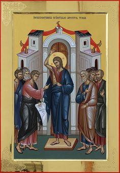 Byzantine Icons, Pentecost, Orthodox Icons, Sacred Art, Religious Art, Jesus Christ, Christianity, Mindfulness, Painting