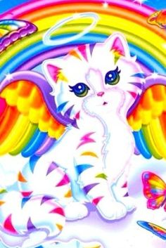 'Feminist Lisa Frank' Is Fighting The Patriarchy With Rainbow Kittens... Weird... but good points