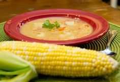 Corn and Potato Chowder (CRAIG GLOVER, The London Free Press)