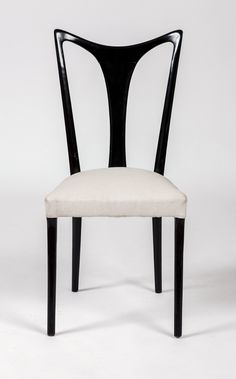 1stdibs.com   Guglielmo Ulrich Rare Set Of 6 Dining Chairs