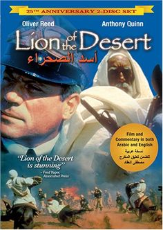 Lion of the Desert - 25th Anniversary Edition QUINN,ANTHONY https://www.amazon.com/dp/B000AQ6A0I/ref=cm_sw_r_pi_dp_x_l45Xxb6H8CWA0