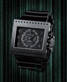 Hamilton Code Breaker watch - Presentwatch.com