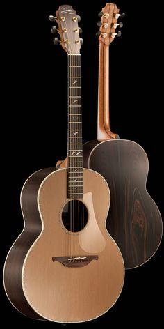 Lowden 38 Acoustic Guitar