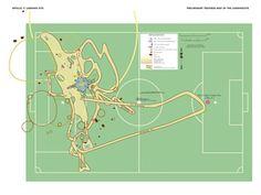 total area explored by apollo 11