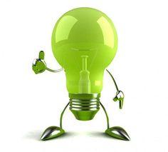 Reciclaje creativo con bombillas: Fotos de ideas DIY (25/41) | Ellahoy